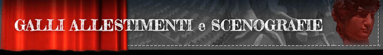 Galli Allestimenti e Scenografie Logo