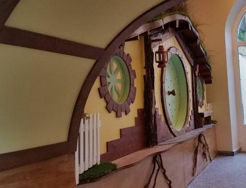 Scenografia Hobbit